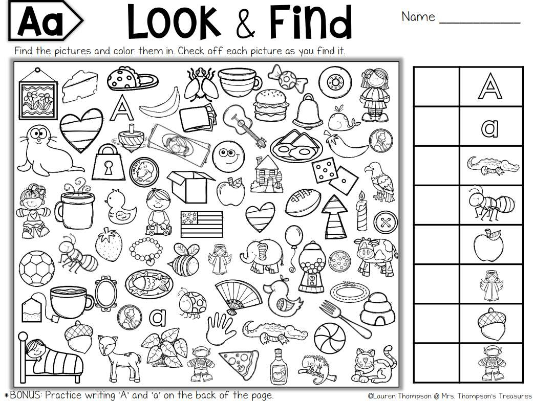 7 Places To Find Free Hidden Picture Puzzles For Kids - Free Printable Highlights Hidden Pictures
