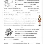 78854 Free Esl, Efl Worksheets Madeteachers For Teachers   Free Printable Esl Worksheets For High School