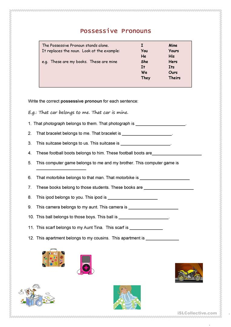 89 Free Esl Possessive Nouns Worksheets - Free Printable Possessive Nouns Worksheets