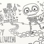 9 Fun Free Printable Halloween Coloring Pages   Printable Halloween Cards To Color For Free