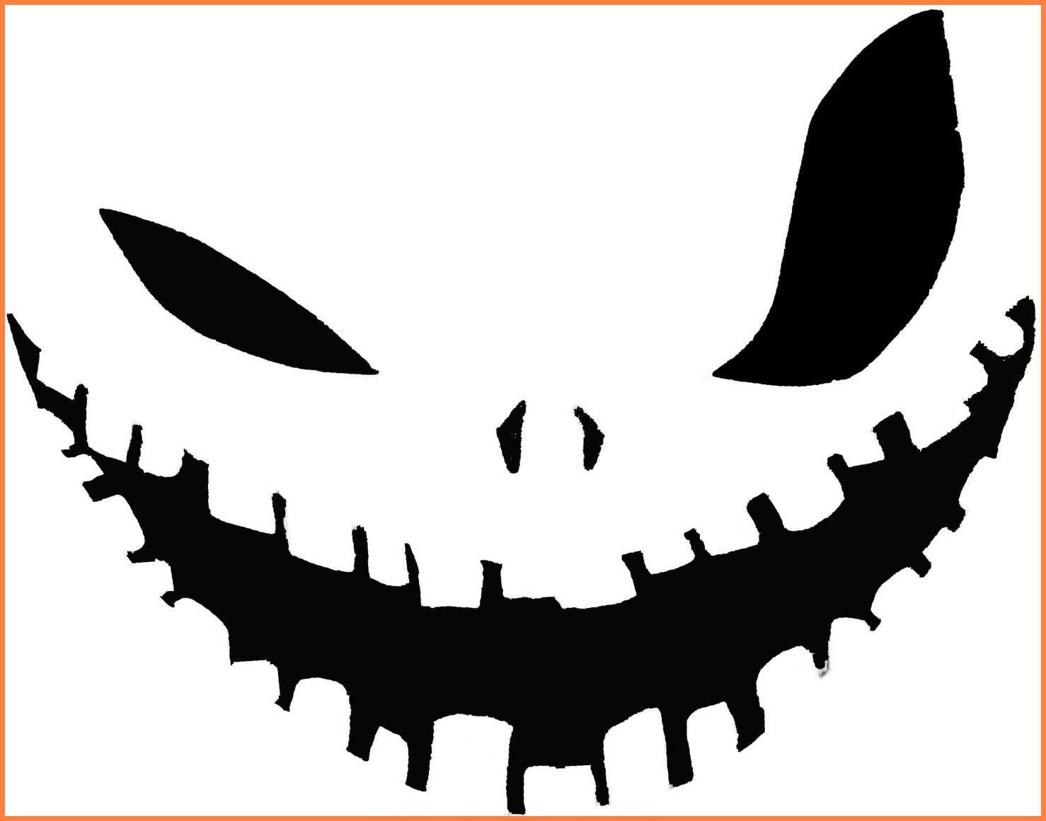 9+ Jack O Lantern Patterns | Leave Latter - Jack O Lantern Patterns Free Printable