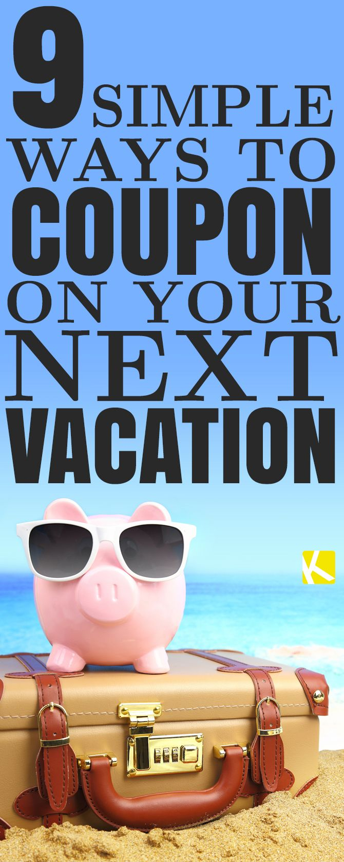 9 Simple Ways To Coupon On Your Next Vacation | Pinterest | Vacation - Free Printable Coupons For Panama City Beach Florida
