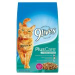 9Lives Plus Care Tuna & Eggs Dry Cat Food   3.15Lbs | Cat Food, Dry   Free Printable 9 Lives Cat Food Coupons