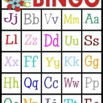 Abc Bingo | 4Peatssake   Free Printable Bingo Cards 1 100