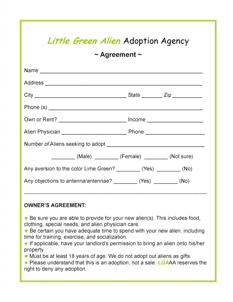 Adoption Certificate Template Superb Free Printable Certificates - Free Printable Adoption Papers