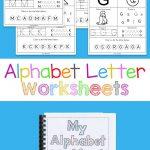 Alphabet Worksheets | Free Printables | Pinterest | Preschool   Free Printable Alphabet Pages