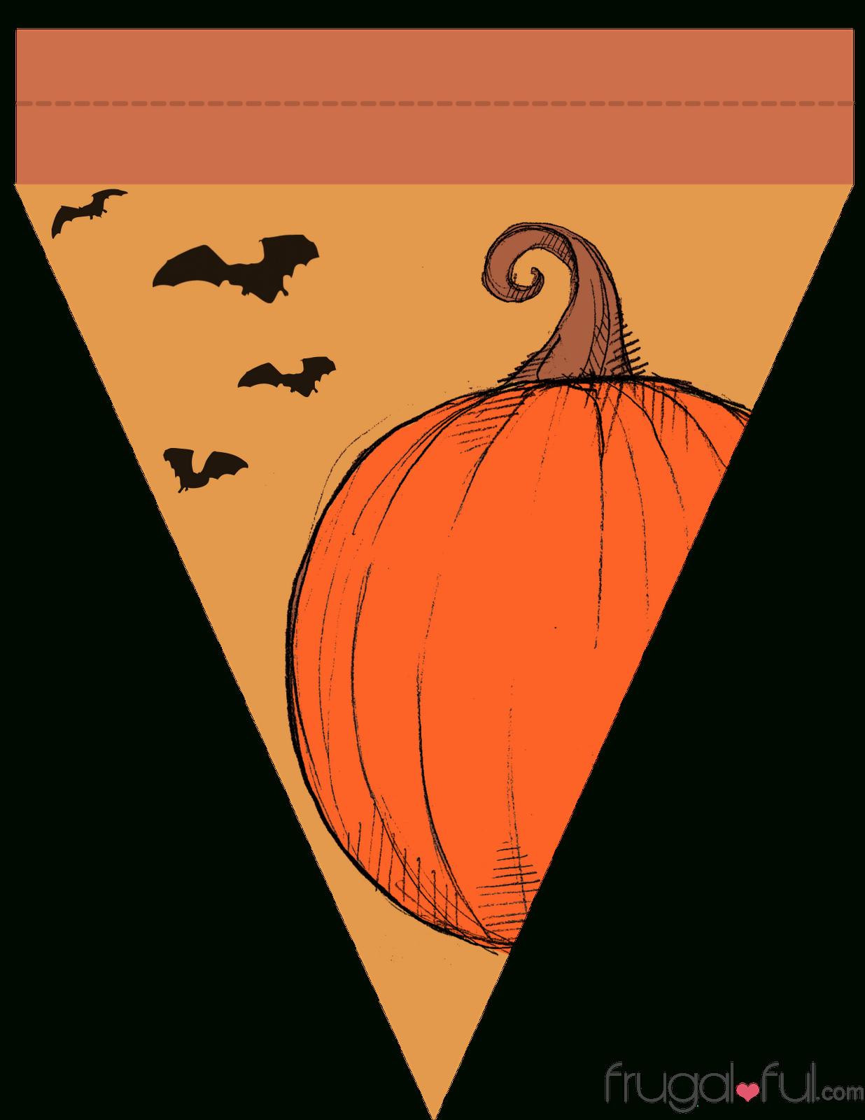Another Great Banner | Halloween | Halloween Bunting, Halloween - Free Printable Halloween Banner Templates