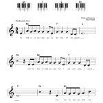 Apologize (Feat. Onerepublic) Sheet Music   Timbaland   Super Easy Piano   Apologize Piano Sheet Music Free Printable