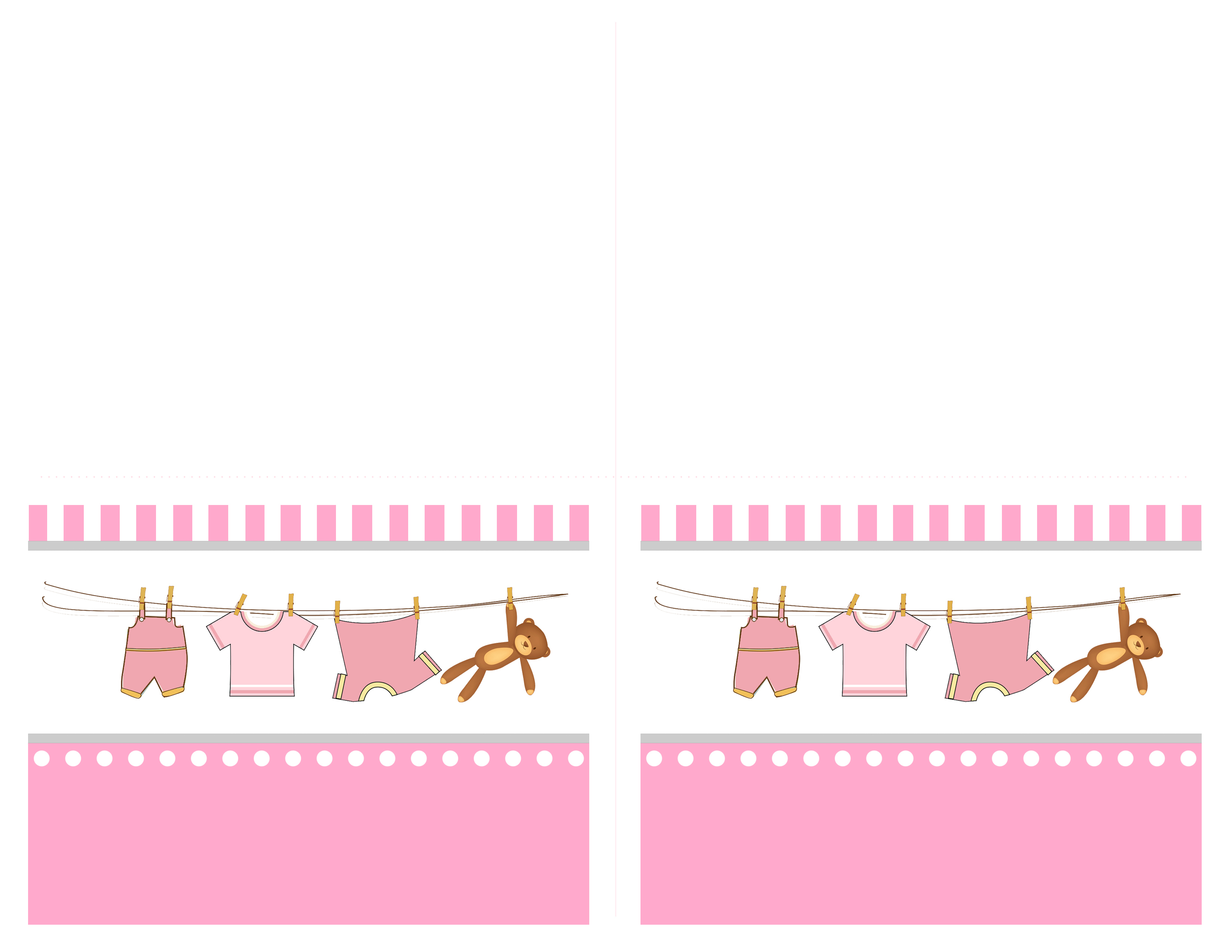 Baby Girl Shower Free Printables - How To Nest For Less™ - Free Printable Baby Shower Gift Tags