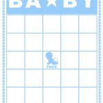 Baby Shower Bingo Card Template   Home Design Ideas   Home Design Ideas   Baby Bingo Free Printable Template