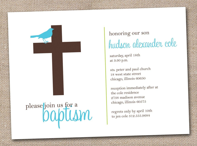 Baptism Invitations | Free Printable Christening Invitations Cards - Free Printable Baptism Greeting Cards