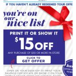 Bed Bath & Beyond $15 Off $50 Purchase Coupon (Check Email)   Hip2Save   Free Printable Bed Bath And Beyond Coupon 2019