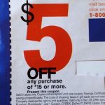 Bed Bath Beyond Coupon 5 Off Save $5 (Any Purchase $15 Or More) Deal   Free Printable Bed Bath And Beyond Coupon 2019