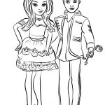 Ben And Mal Coloring Page | Kids Crafts | Pinterest | Descendants   Free Printable Descendants Coloring Pages