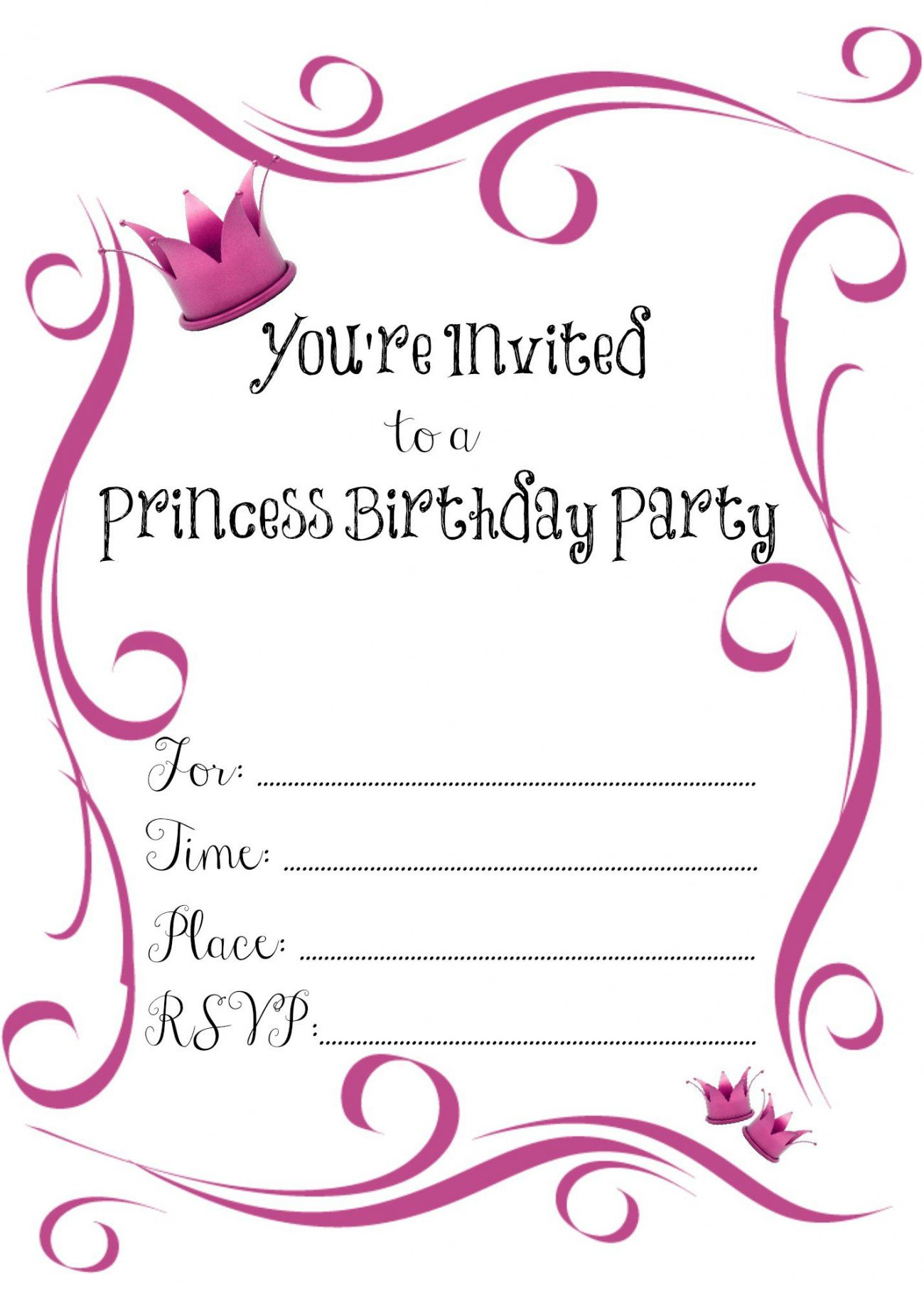 Best 2018! New Tips Of Printable Invitations Online Free New 2018 - Make Printable Party Invitations Online Free