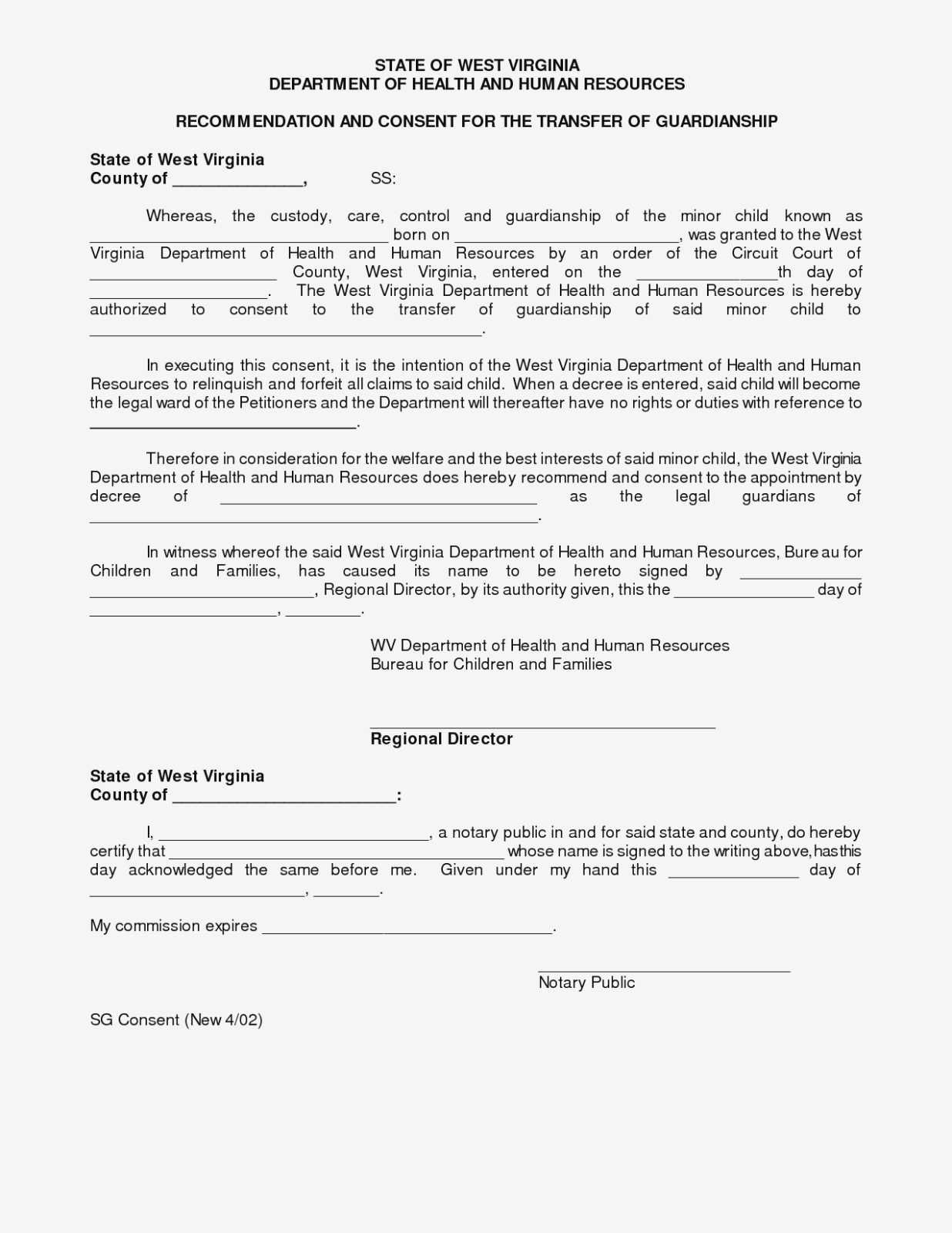 Best Photos Of Sample Legal Guardianship Form Idaho – Free Printable - Free Printable Legal Guardianship Forms