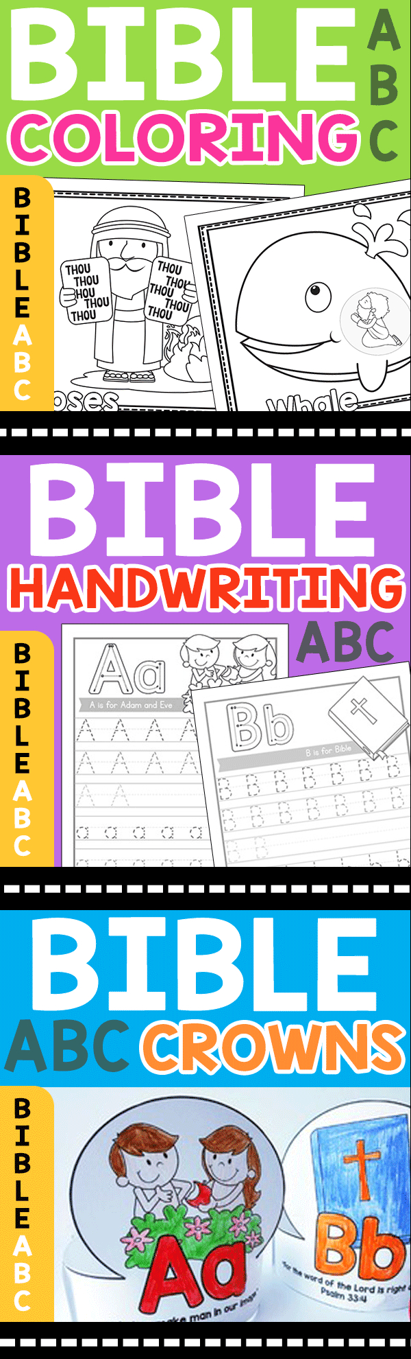 Bible Bingo - Christian Preschool Printables - Free Printable Bible Bingo For Preschoolers