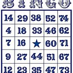 Bingo Card Vintage | Soldered Pendant Ideas | Free Bingo Cards, Free   Printable Bingo Template Free