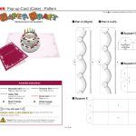 Birthday Cake Pop Up Card Template | Cards | Pop Up Card Templates   Free Printable Pop Up Birthday Card Templates