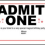 Birthday Party Invitation Free Printable | Printshop. | Pinterest   Movie Birthday Party Invitations Free Printable