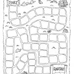 Blank Board Game Template Printables | Make Your Own Board Game   Pdf   Free Printable Board Games