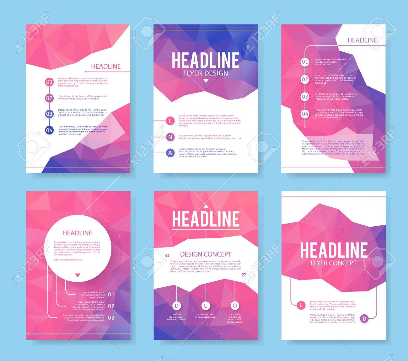 Blank Brochure Templates Free Inspirational Blank Flyer Templates - Free Printable Flyer Templates