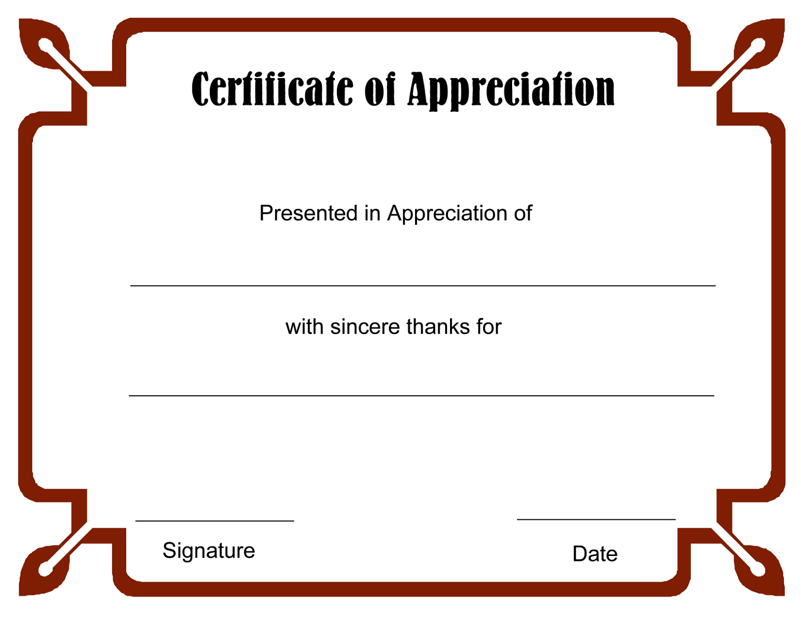 Blank Certificate Templates To Print   Blank Certificate Templates - Free Printable Soccer Certificate Templates