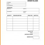 Blank Order Forms Templates Free | Free Tamplate | Pinterest | Order   Free Printable Order Forms