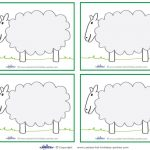 Blank Printable Sheep Thank You Cards Coolest Free Printables   Pastor Appreciation Cards Free Printable