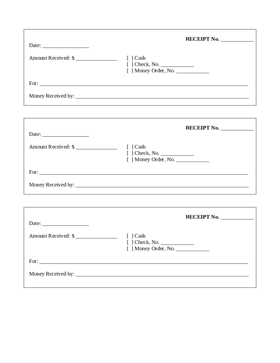 Blank Receipt Template Word Sample Blank Receipt Template Cbspqb - Free Printable Blank Receipt Form