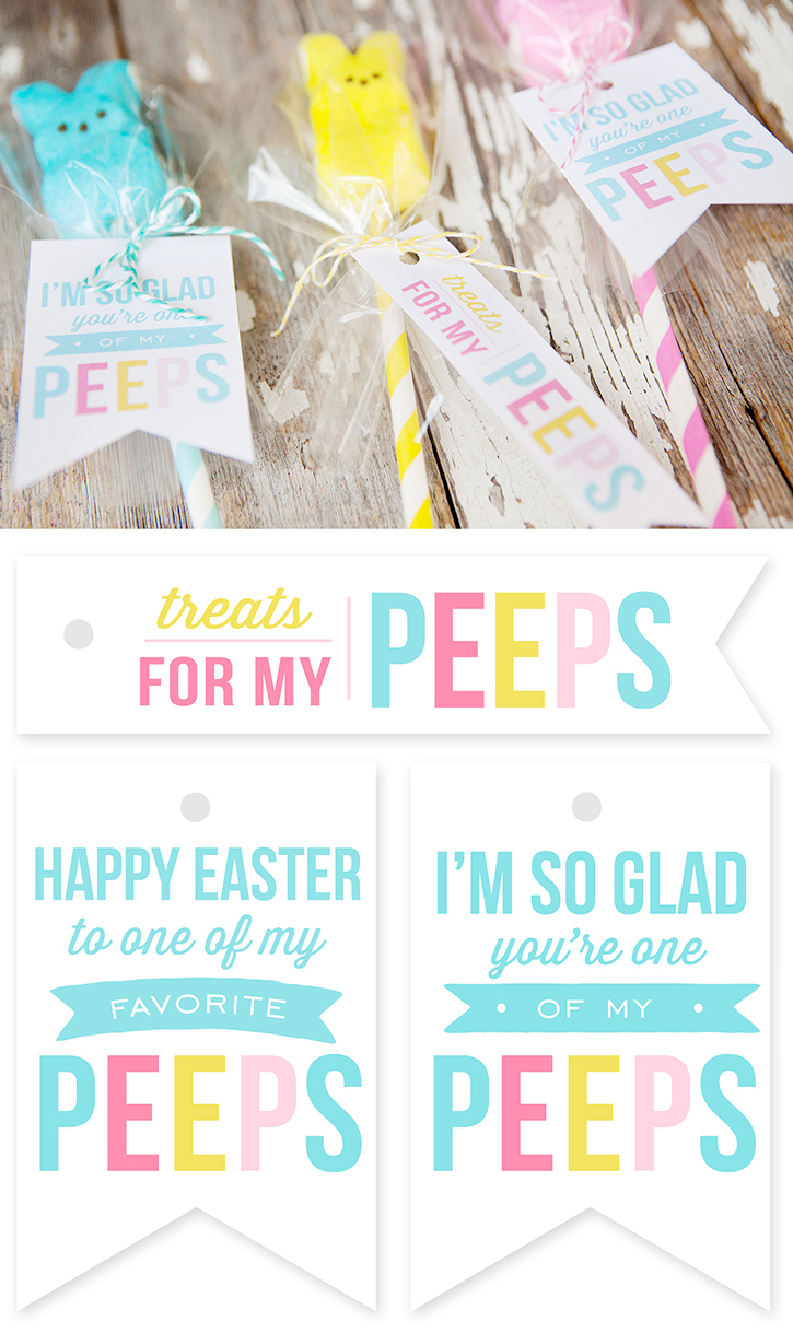 Blog - Simple As That - Free Printable Easter Tags