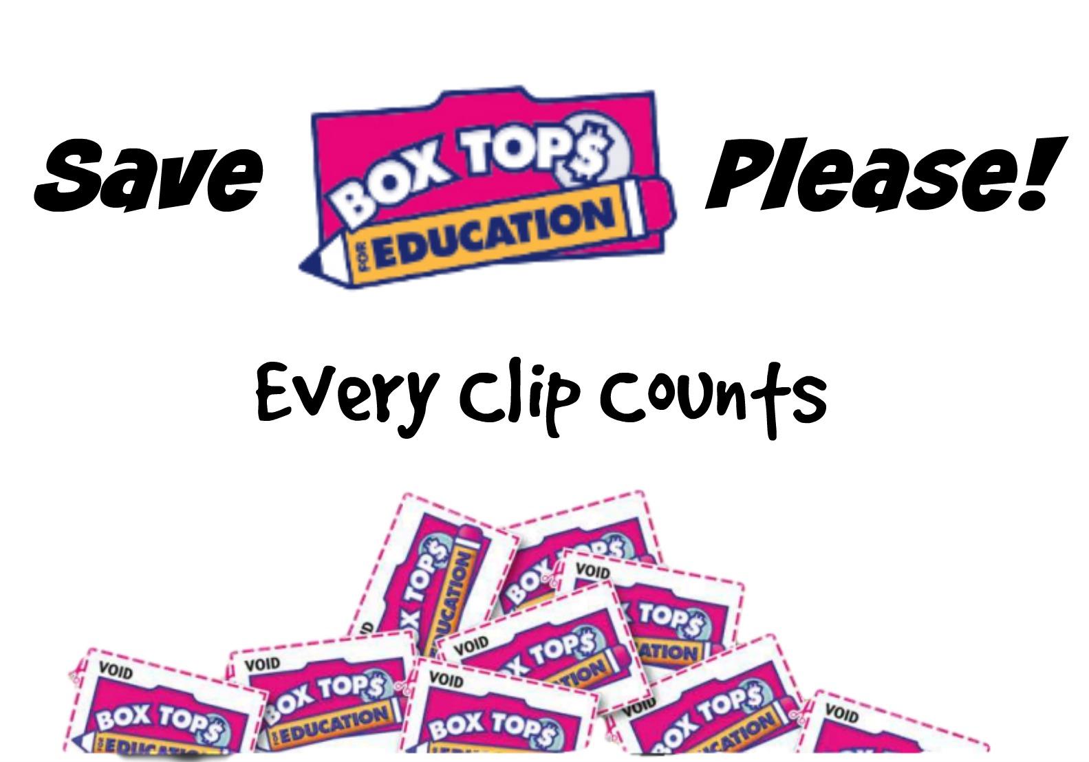 Box Tops For Education Storage Bag | Desert Chica - Free Printable Box Tops For Education