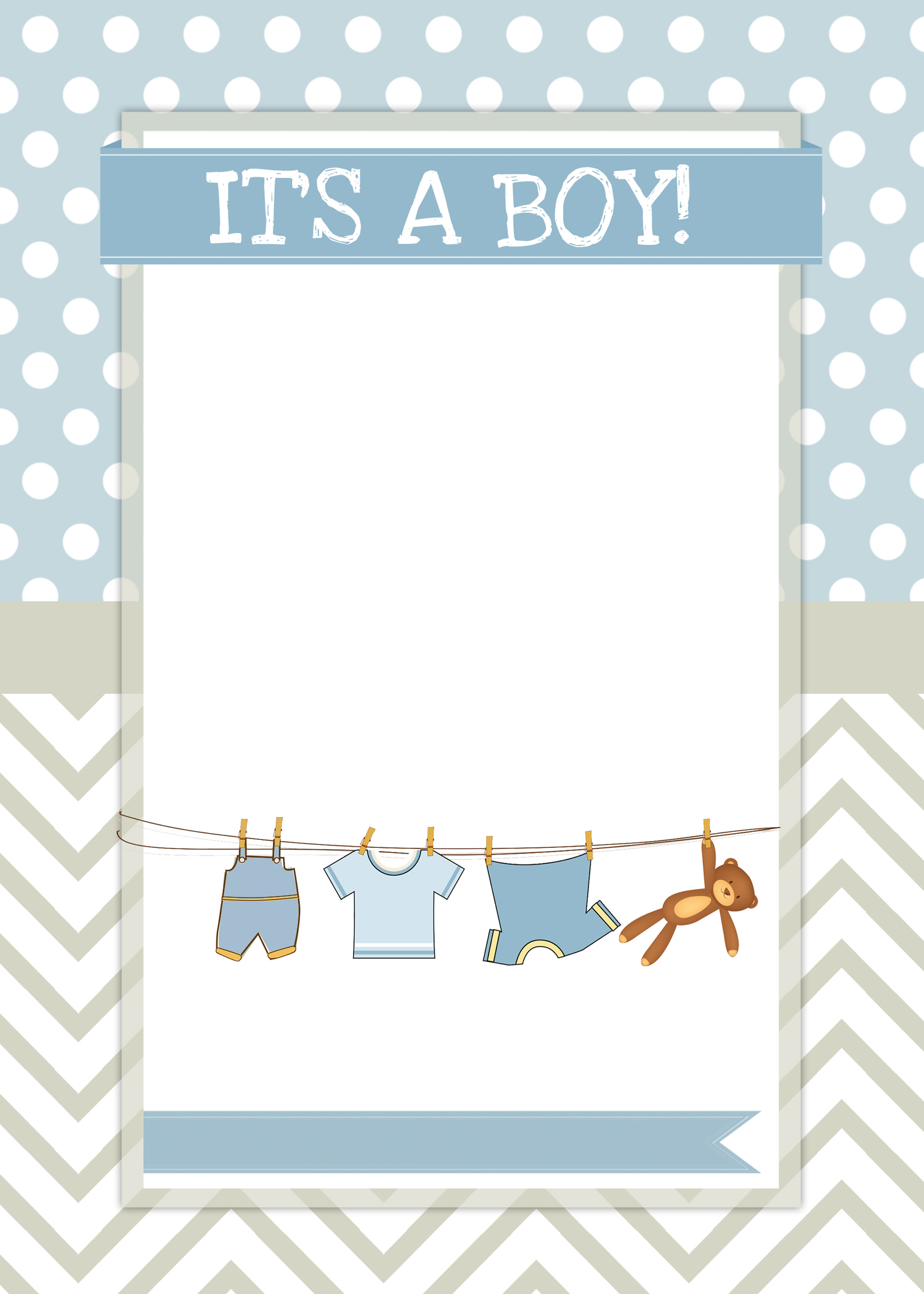 Boy Baby Shower Free Printables - How To Nest For Less™ - Free Printable Baby Boy Cards