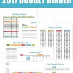 Budget Binder Printable: How To Organize Your Finances | The Group   Free Printable Budget Binder Worksheets