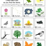 Camping Activities For Kids Printables   Free Printable Camping Games