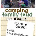 Camping Games | Camping Crap | Camping Games, Family Camping Games   Free Printable Camping Games