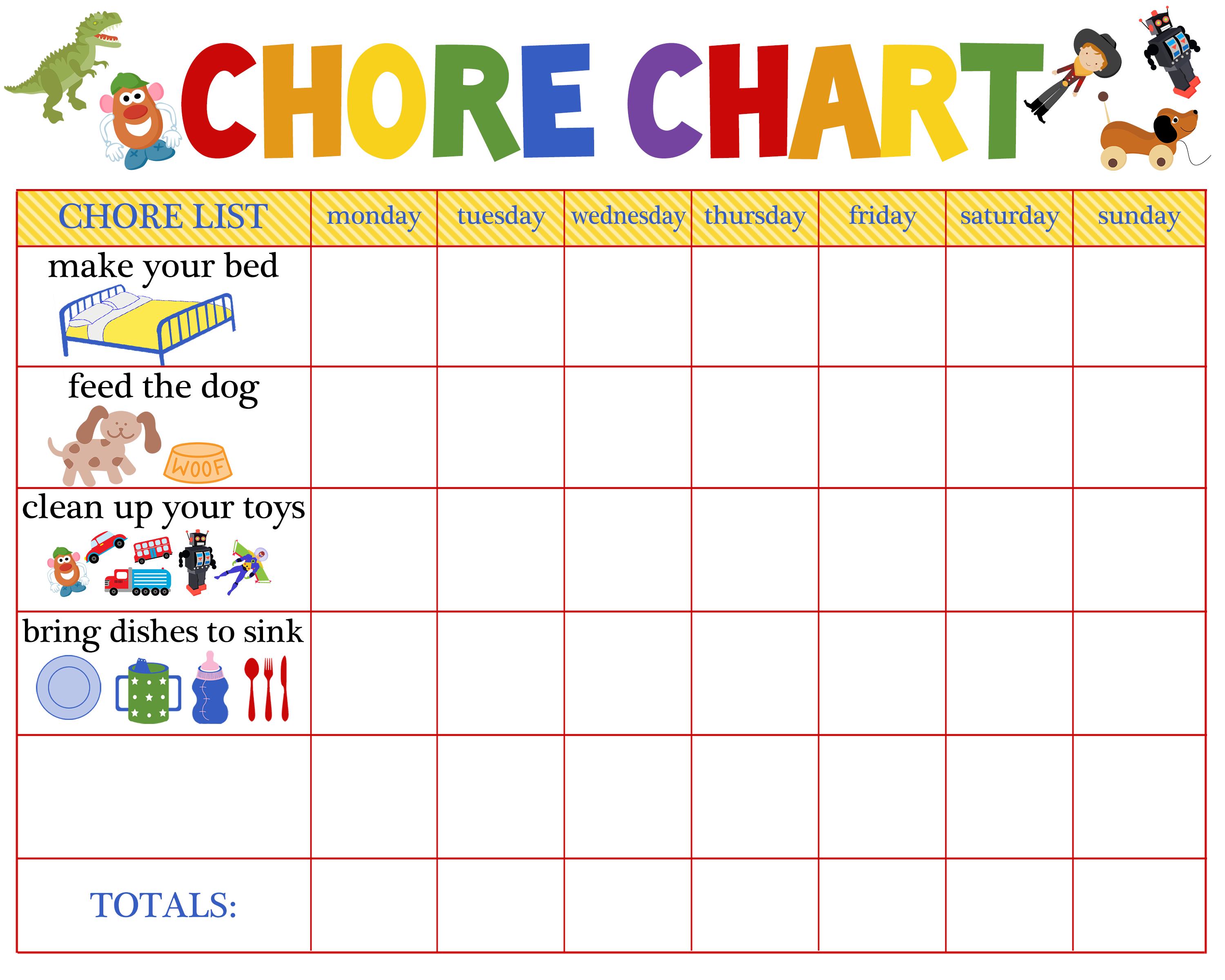 Chart For Toddlers - Hashtag Bg - Free Printable Reward Charts For 2 Year Olds