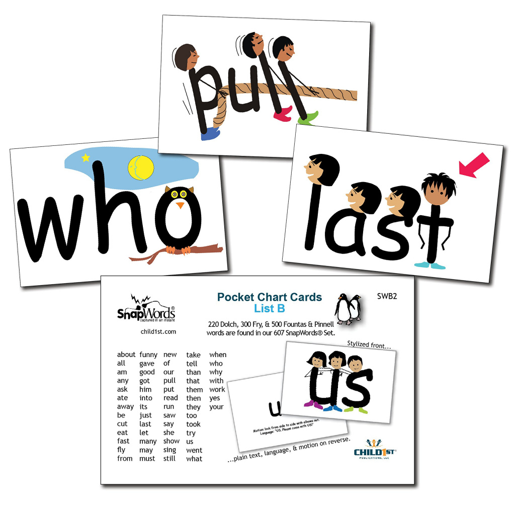 Cheap Sight Word Cards Printable Free, Find Sight Word Cards - Free Printable Snapwords