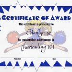 Cheer Awards Templates   Hashtag Bg   Free Printable Cheerleading Certificates