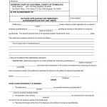 Child Guardianship Forms California #346410004921 – Legal   Free Printable Child Guardianship Forms