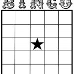 Christine Zani: Bingo Card Printables To Share | Reading & Writing   Printable Bingo Template Free