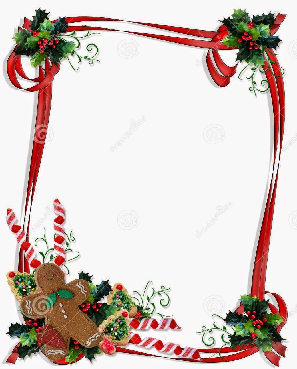 Christmas Borders Free Printables - Rr Collections - Free Printable Christmas Borders