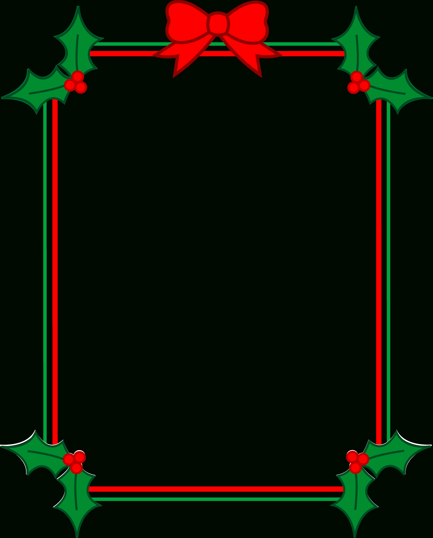 Christmas Clip Art Borders Free Download   Clipart Panda - Free - Free Printable Christmas Clip Art