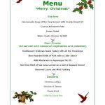 Christmas Menu Template   17 Free Templates In Pdf, Word, Excel Download   Free Printable Christmas Dinner Menu Template