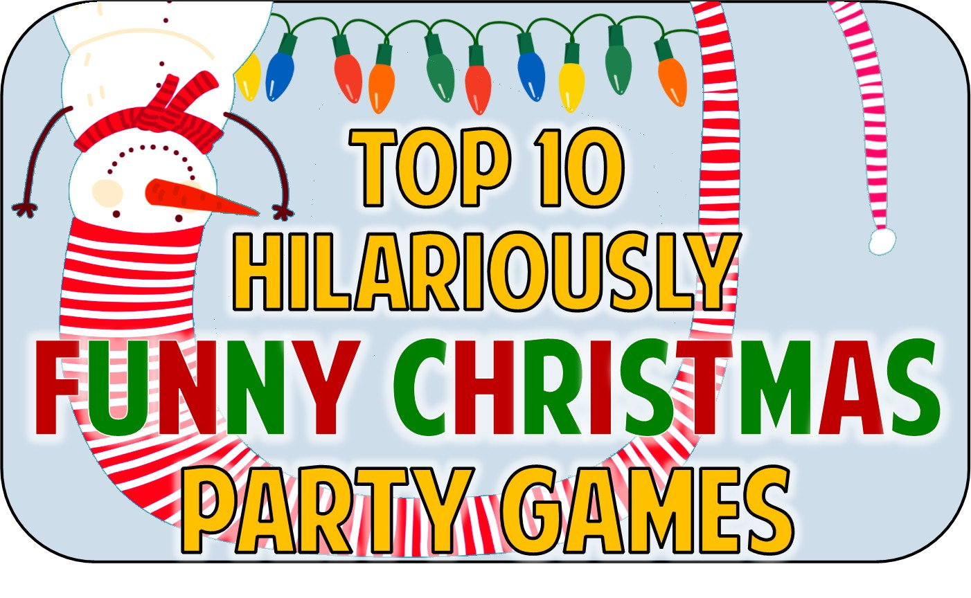 Christmas Party Office Games - Holiday Office Party Games Free Printable
