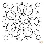 Circle Mandalas Coloring Pages | Free Coloring Pages   Free Printable Mandala Coloring Pages