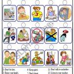 Classroom Rules   Esl Worksheetbolflayke   Free Printable Classroom Rules Worksheets
