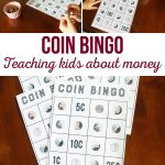 Coin Bingo Free Printable   The Crafting Chicks   Free Printable Game Money