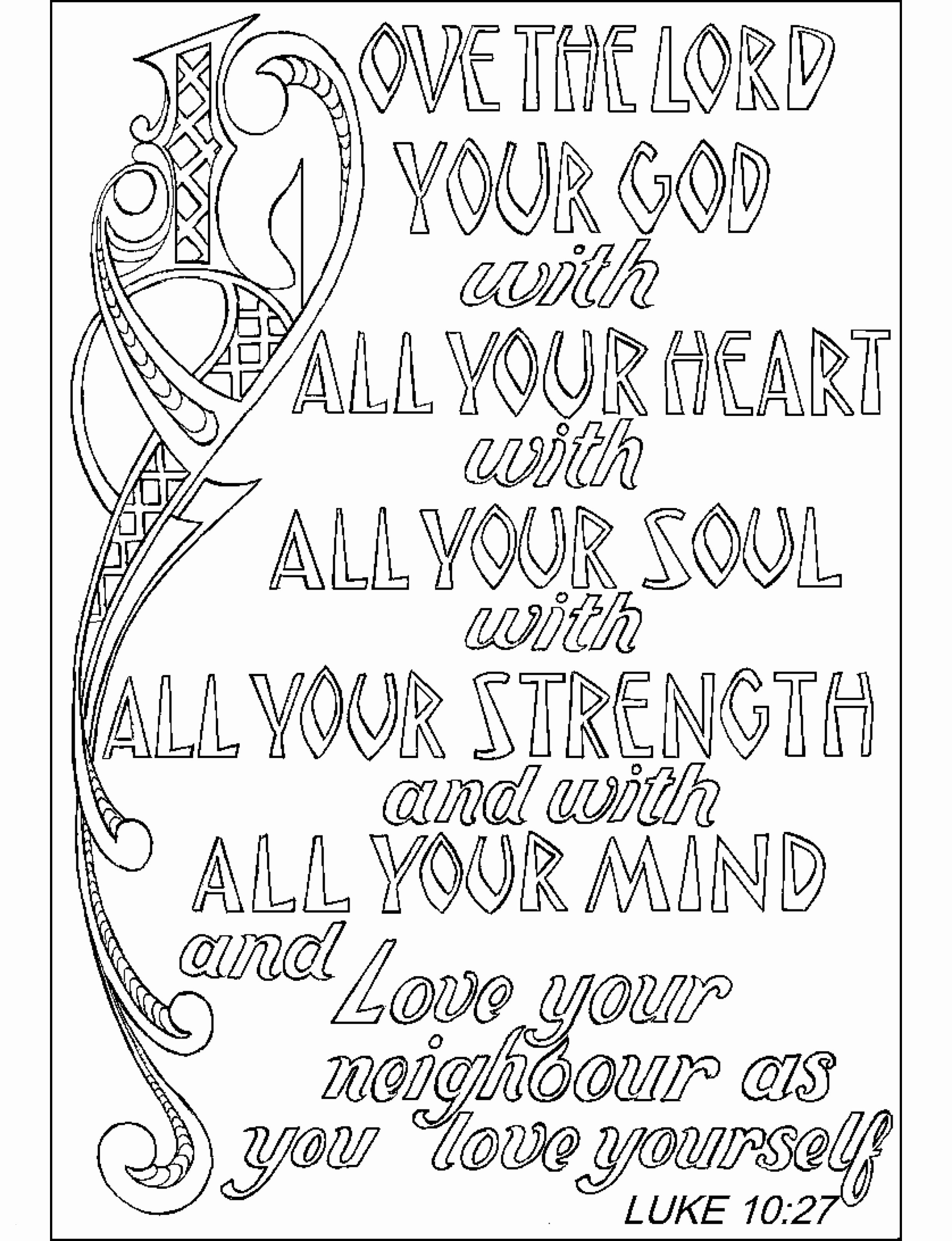 Coloring Pages About The Ten Commandments With Free Printable - Free Printable Ten Commandments Coloring Pages