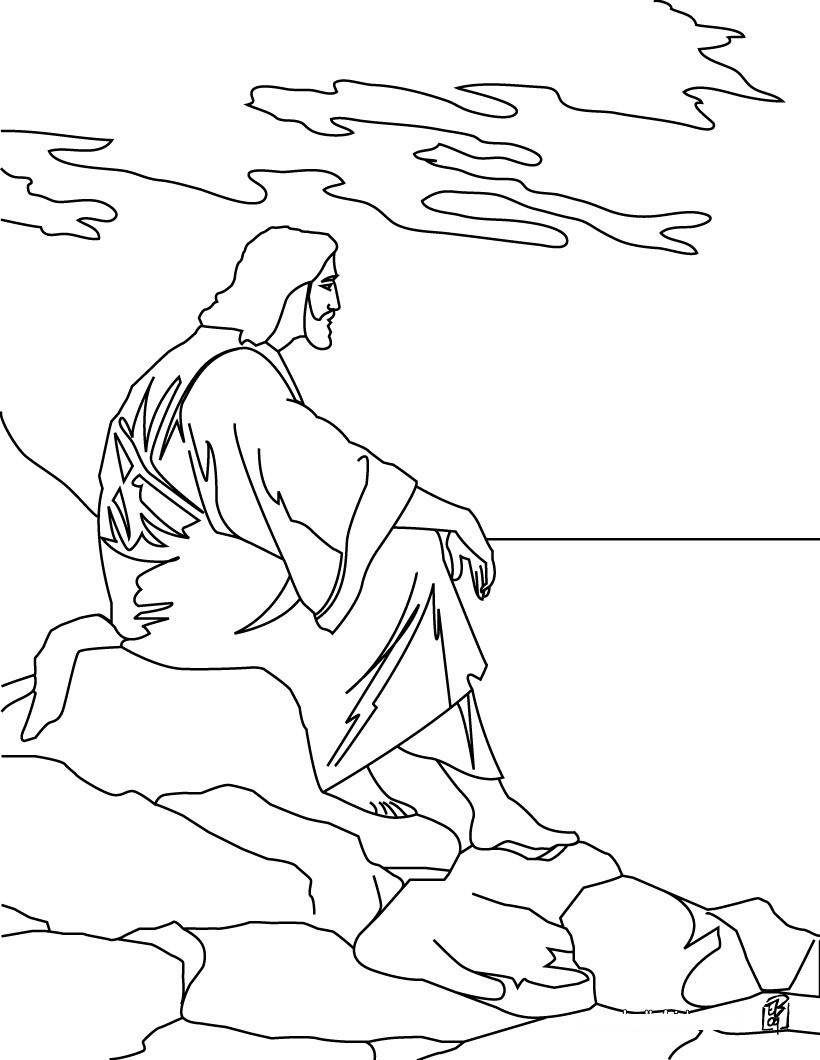 Coloring Pages : Coloring Page Of Jesus Incredible Free Pages For - Free Printable Jesus Coloring Pages